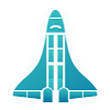 space shuttle graphic