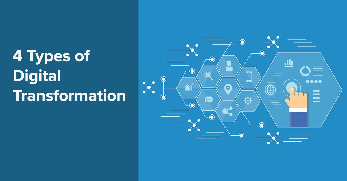 4-types-of-digital-transformation