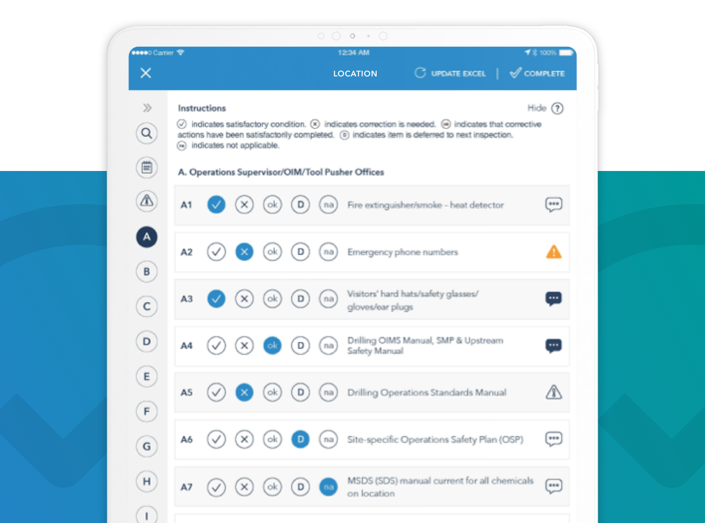 xom safety inspection app-feature-01